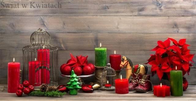 dekoracja świąteczna