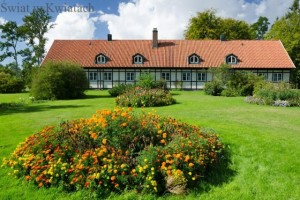 ogród szwedzki