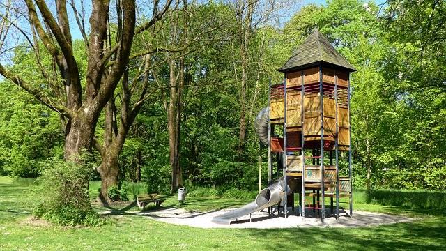 Pomysł na ogród dla dzieci